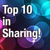 Top 10 Sharing
